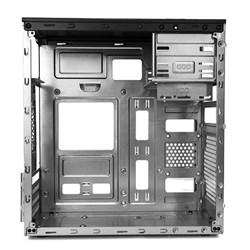 Gabinete C3Tech MT-25BK 2 Baias Micro ATX c/ Fonte 220W CX 1 UN