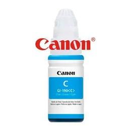 Garrafa de Tinta Canon GL-190 - 0668C001AC Ciano 70ml Original CX 1 UN