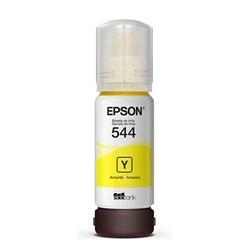 Garrafa de Tinta Epson T544420 Amarelo 65ml Original CX 1 UN