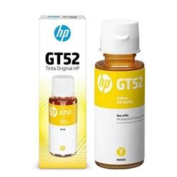 Garrafa de Tinta HP GT52 Amarelo M0H56 70ml Original CX 1 UN