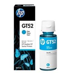 Garrafa de Tinta HP GT52 Ciano M0H54 70ml Original CX 1 UN