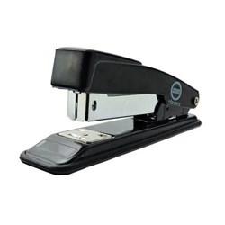 Grampeador JocarOffice 93013 p/ 25Fls 11,5cm Metálico Preto CX 1 UN