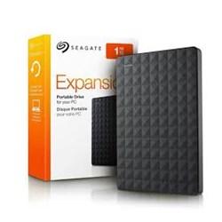 HD Externo Portátil 1TB Seagate Expansion STEA1000400 USB 3.0 Preto CX 1 UN