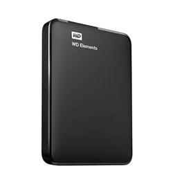HD Externo Portátil 1TB WD Elements WXD1A18RHXDX Preto USB 3.0 CX 1 UN