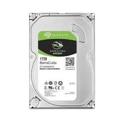 "HD Interno 1TB Seagate ST1000DM010 SATA 3,5"" BarraCuda 7200RPM 64MB 6Gb/s Green UN 1 UN"