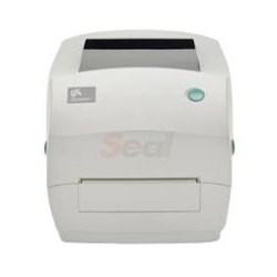 Impressora de Etiqueta Térmica Zebra GC420T USB Serial Paralela RS-232 Cinza CX 1 UN