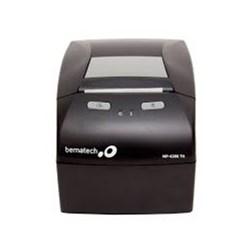 Impressora Fiscal Térmica Elgin Bematech MP-4200 TH FI Li USB Ethernet Blindada Preto CX 1 UN