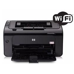 Impressora Laser HP P1102W Monocromática Wi-Fi Preta CX 1 UN