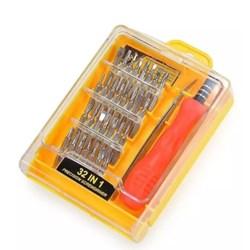 Kit de Ferramentas Notebook/Celular AllFace TE-6032C BT 32 PÇS