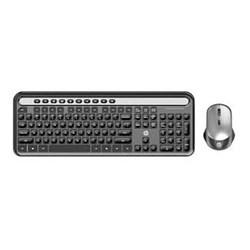 Kit Teclado e Mouse s/ Fio HP CS500 - 5RB19PA#AB2 Preto CX 1 UN