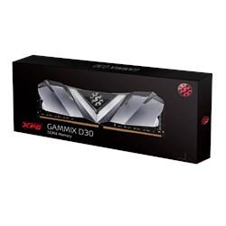 Memória Desktop 16GB DDR4 Adata XPG Gammix D30 AX4U2666316G16-SB30 2666MHz 1,2v Black BT 1 UN