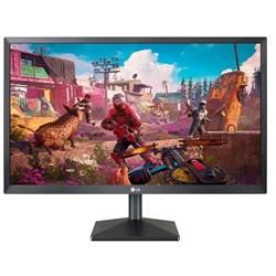 "Monitor LED 23,8"" LG 24MK430H-BB Widescreen Full HD IPS 75 Hz VGA HDMI Saída Fone de Ouvido Preto CX 1 UN"