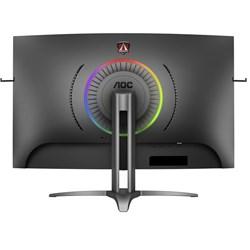 "Monitor Led 32"" Gamer AOC Agon III AG323FCXE Curvo Widescreen FullHD, HDMI, VGA, 1ms Preto CX 1 UN"