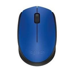 Mouse s/ Fio Logitech M170 Azul BT 1 UN