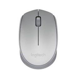 Mouse s/ Fio Logitech M170 Prata BT 1 UN