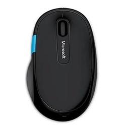 Mouse sem Fio Bluetooth Microsoft Sculpt Comfort H3S-00003 Preto BL 1 UN