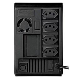 Nobreak 600VA APC Back UPS 600 BZ600BI-BR Ent.BIV. Saída 110v Preto CX 1 UN