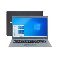 Notebook Compaq Presario CQ-27 PC814 i3, 4GB, SSD 240GB, Téla 14,1, Linux, Cinza CX 1 UN