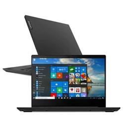 "Notebook Lenovo BS145-15HL-82HB Intel i3 1005G1 4GB HD 500GB+SSD M2 128GB Tela 15,6"" Windows 10 Preto CX 1 UN"
