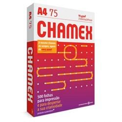 Papel A3 Sulfite Chamex 75g Branco 297x420mm PT 500 FLS