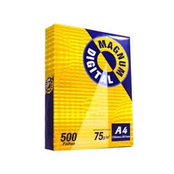 Papel A4 Sulfite Magnum Digital 75g Branco 210x297mm PT 500 FLS