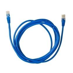 Patch Cord Cat.5E PlusCable PC-ETHU15BL Azul 1,5Mts PT 1 UN
