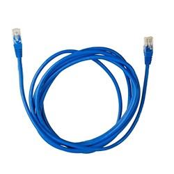 Patch Cord Cat.6 PlusCable PC-ETH6U100BL Azul 10Mts PT 1 UN