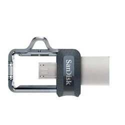 Pen Drive 32GB Sandisk Ultra Dual Drive m3.0 SDDD3-032G-G46 BT 1 UN