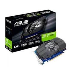 Placa de Vídeo 2GB Asus GeForce GT1030 - PH-GT1030-O2G GDDR5 64Bit CX 1 UN