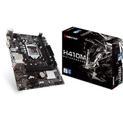 Placa Mãe Intel Biostar H410MH LGA 1200 DDR4 VGA/HDMI 10 Ger. CX 1 UN
