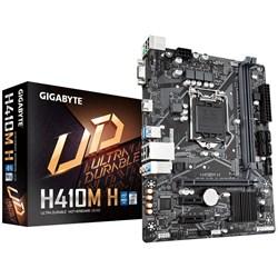 Placa Mãe Intel Gigabyte H410MH LGA 1200 DDR4 VGA/HDMI 10 Geração CX 1 UN