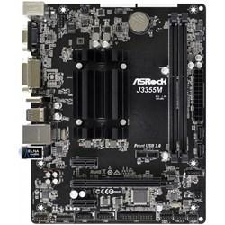 Placa Mãe + Processador Dual-Core AsRock J3355M/M/ASRK VGA, DVI, HDMI CX 1 UN