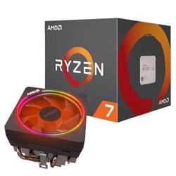 Processador AMD Ryzen 7 2700X - YD270XBGAFB - 3.7GHz Max Turbo 20MB CX 1 UN