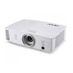 Projetor Acer P1185 3200 Lumens HDMI 3D c/ Controle Branco CX 1 UN