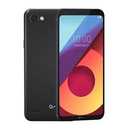 "Smartphone LG Q6+ M700A 64GB Ram 4gb Tela 5.5"" Câm.13MP+5MP Android 7.1 Preto CX 1 UN"