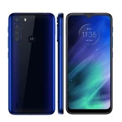 Smartphone Motorola One Fusion XT2073-2 Android 10 128GB Tela 6.5 Azul Safira CX 1 UN