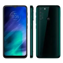 Smartphone Motorola One Fusion XT2073-2-SVN8C92371 Android 10 128GB Tela 6.5 Verde Esmeralda CX 1 UN