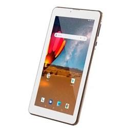 "Tablet Multilaser 7 M7 Plus 3G NB 306 Quad Core, 16GB, Tela 7"" Android 8.0 Dual Câm 1.3/2MP Bluetooth Dourado CX 1 UN"