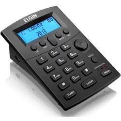 Telefone com Headset Elgin HST-8000 com Base discadora e ID de Chamadas CX 1 UN