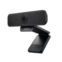 WebCam com Microf Logitech C925E - 960-001075 Full HD 1080p Preto CX 1 UN